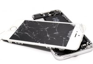 Älypuhelimen tai tabletin näytön vaihto